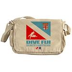 Dive Fiji Messenger Bag