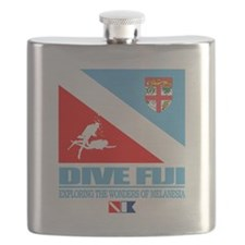 Dive Fiji Flask