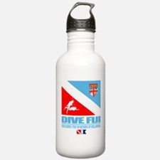 Dive Fiji Water Bottle