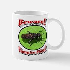 Beware! Vampire Flies! Mug