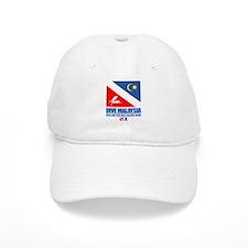 Dive Malaysia Baseball Baseball Cap