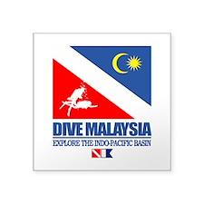 Dive Malaysia Sticker