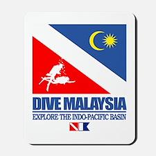 Dive Malaysia Mousepad