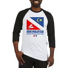 Dive Malaysia Baseball Jersey