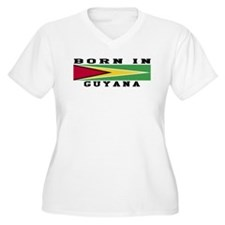 Born In Guyana T-Shirt