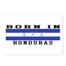 Born In Honduras Postcards (Package of 8)