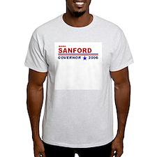 Mark Sanford Ash Grey T-Shirt