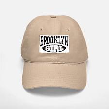 Brooklyn Girl Baseball Baseball Cap
