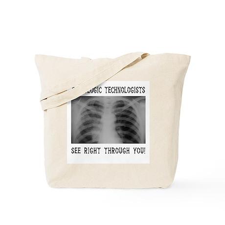 X-Ray Techs Tote Bag