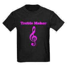 Treble Maker Pink T-Shirt