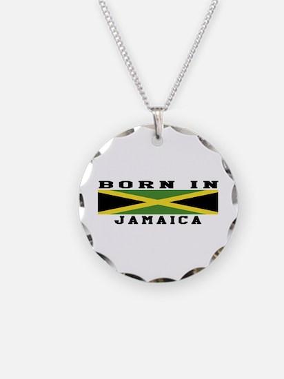Born In Jamaica Necklace