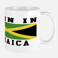 Born In Jamaica Mug
