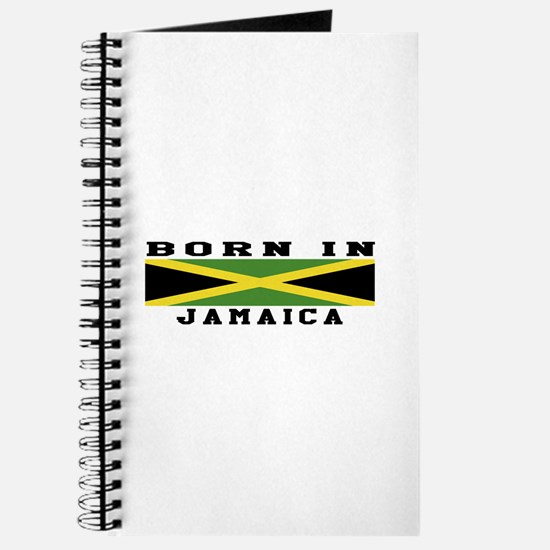 Born In Jamaica Journal