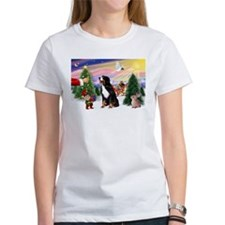 Treat for Bernese Mt Dog Tee