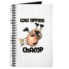 Cow Tipping Champ Journal