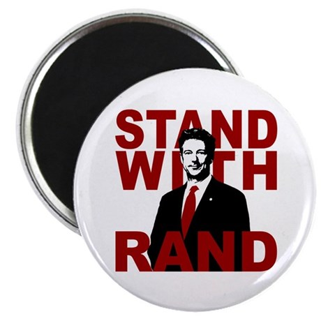 "Stand With Rand 2.25"" Magnet (100 pack)"