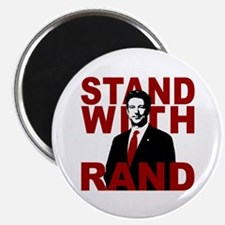 """Stand With Rand 2.25"""" Magnet (100 pack)"""