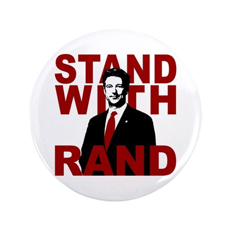 "Stand With Rand 3.5"" Button"
