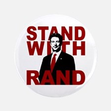 """Stand With Rand 3.5"""" Button"""