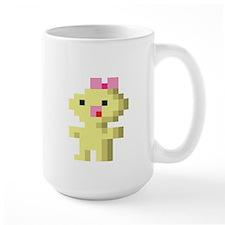 Pixel Girl Mug