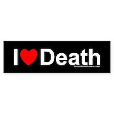 Death Bumper Sticker