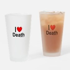 Death Drinking Glass