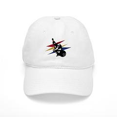 Bowling Thinker Baseball Cap