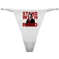 Stand With Rand Classic Thong