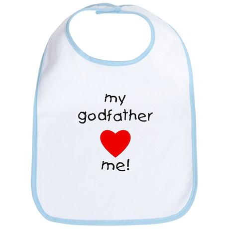 My godfather loves me Bib