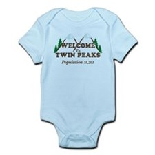 Welcome To Twin Peaks Body Suit