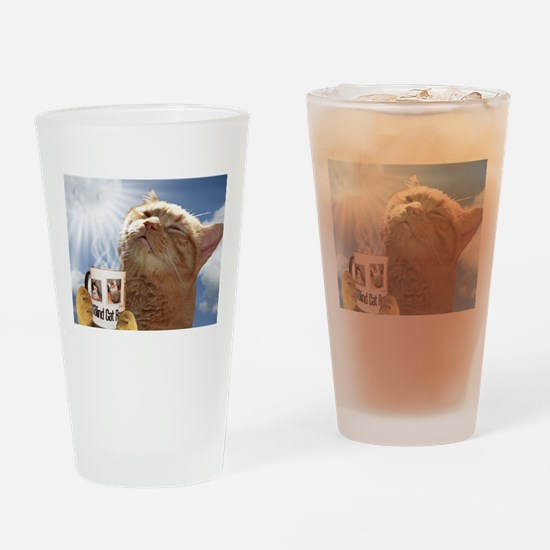 Candy Drinking Glass
