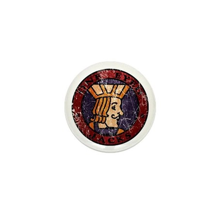 Twin Peaks One Eyed Jacks Mini Button