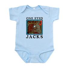 Twin Peaks One Eyed Jacks Body Suit