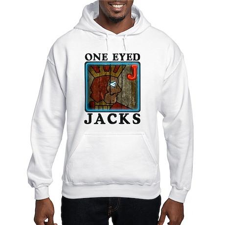 Twin Peaks One Eyed Jacks Hoodie