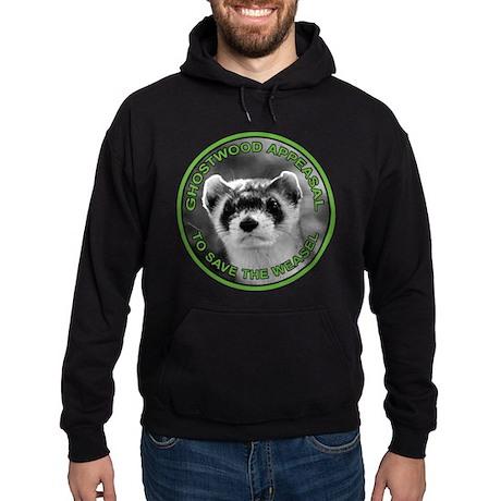 Pine Weasel Twin Peaks Hoodie