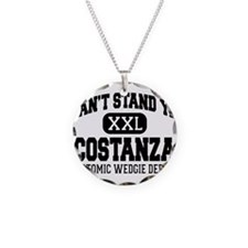 Cant't Stand Ya Costanza Necklace
