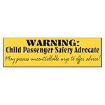 Child Passenger Safety Advocate
