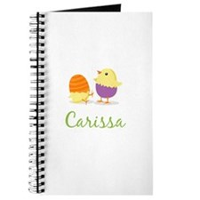 Easter Chick Carissa Journal