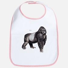 Gorilla Ape Animal Bib