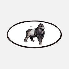 Gorilla Ape Animal Patches