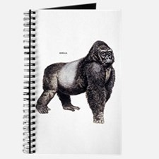 Gorilla Ape Animal Journal