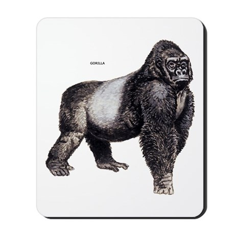 Gorilla Ape Animal Mousepad