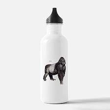 Gorilla Ape Animal Water Bottle