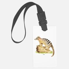 Numbat Banded Anteater Luggage Tag