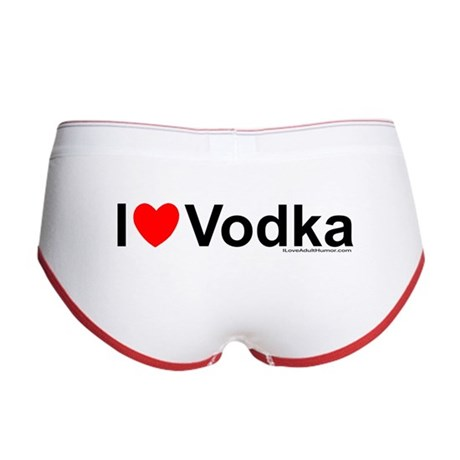 Vodka Women's Boy Brief