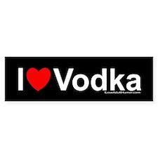 Vodka Bumper Sticker