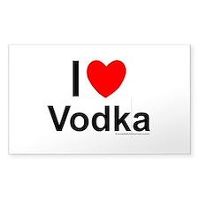 Vodka Decal