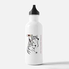 Ghost Dance logo Water Bottle