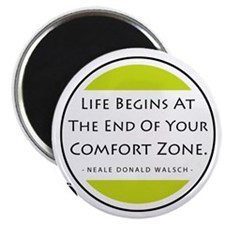 "'Comfort Zone' 2.25"" Magnet (10 pack)"