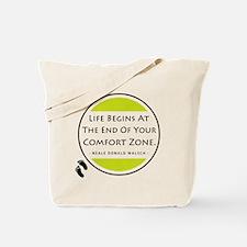 'Comfort Zone' Tote Bag